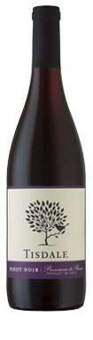 Tisdale Wines Pinot Noir