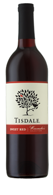 Tisdale Wines Sweet Red